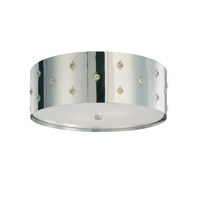 Imogen 2-Lights Flush Mount