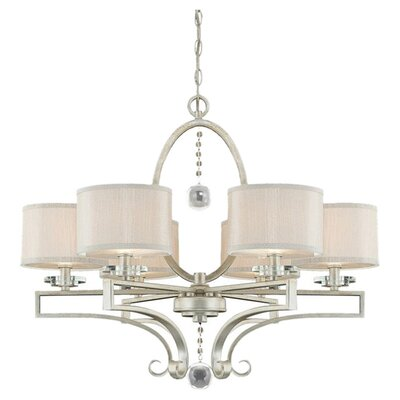 Beasley 6-Light Drum Chandelier