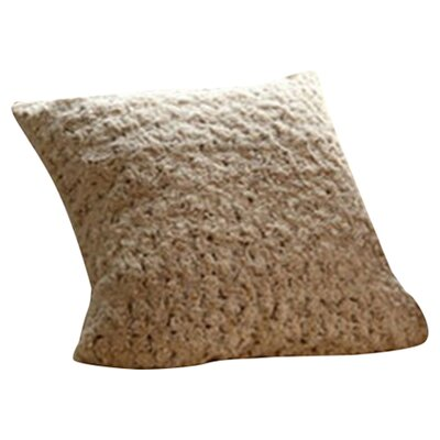 Kailani Throw Pillow Color: Bronze
