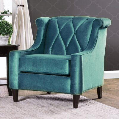Baryte Tufted Arm Chair