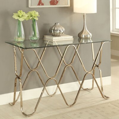 Arylide End Table