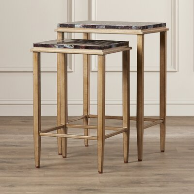 Withernsea 2 Piece Nesting Tables