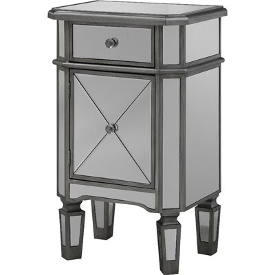 Cicely Mirrored Cabinet