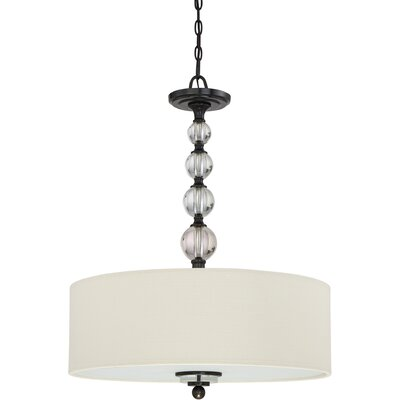 Christena 4-Light Drum Pendant