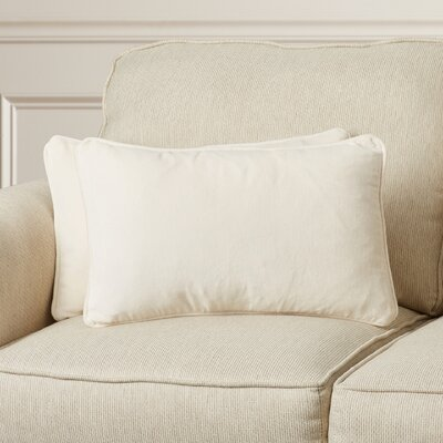 Drucilla Cotton Throw Pillow