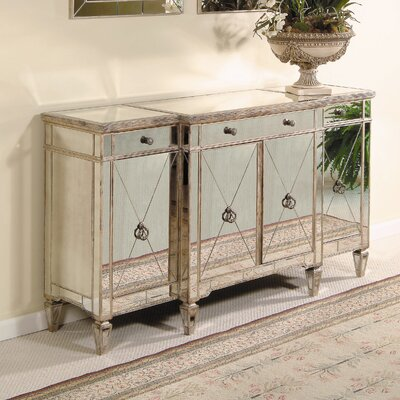 Sandbach Mirrored Sideboard