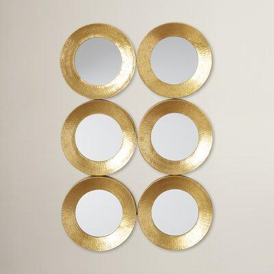 Marcus Disc Wall Mirror