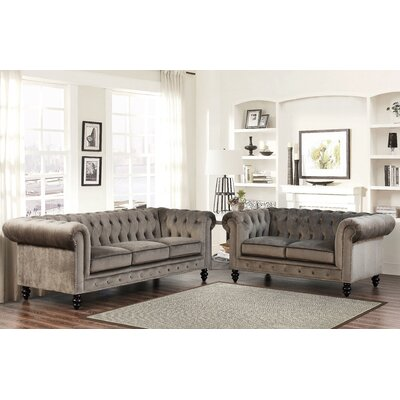 Tunbridge Wells 2 Piece Living Room Set