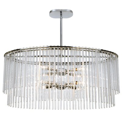 Rixensart 8-Light Crystal Chandelier