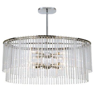 Rixensart 8-Light Crystal Chandelier