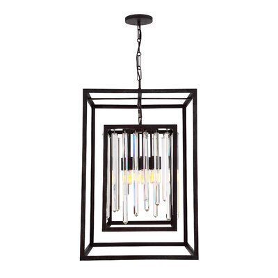Retinne 8-Light Foyer Pendant
