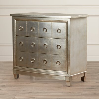 Whaley Bridge 3 Drawer Chest