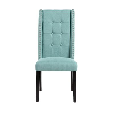 Gingerich Side Chair Upholstery: Laguna