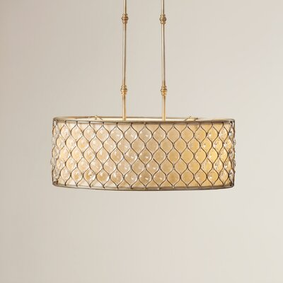 Honora 3-Light Semi Flush Mount