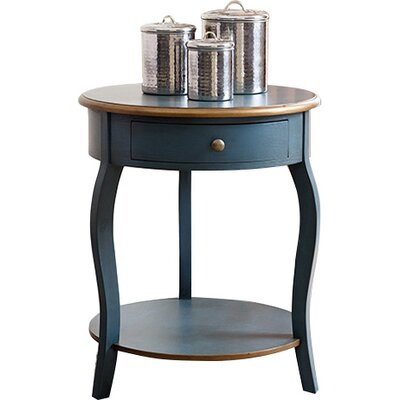 Upton-upon-Severn End Table With Storage