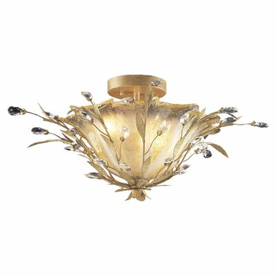 Whittingham Semi Flush Mount