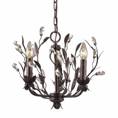 Giovanna 3-Light Mini Chandelier