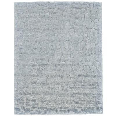 Ayles Hand-Tufted Alloy Area Rug Rug Size: Rectangle 36 x 56