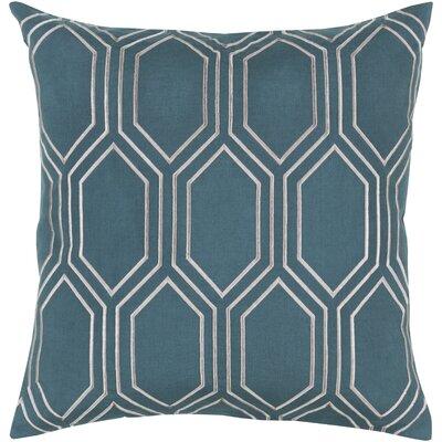 Down Fill Linen Throw Pillow Size: 20