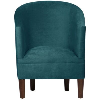 Diana Barrel Chair Upholstery: Mystere Peacock