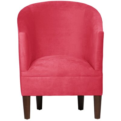 Diana Barrel Chair Upholstery: Mystere Flamingo