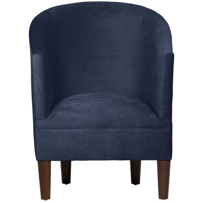 Beery Barrel Chair Color: Mystere Eclipse