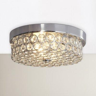 Mayfair 2-Light Flush Mount