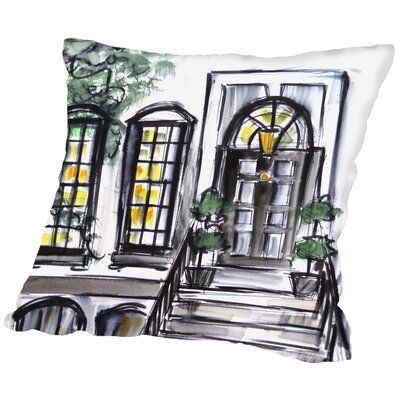 Ranger Throw Pillow Size: 18 H x 18 W x 2 D