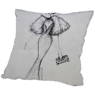 Hull Throw Pillow Size: 20 H x 20 W x 2 D