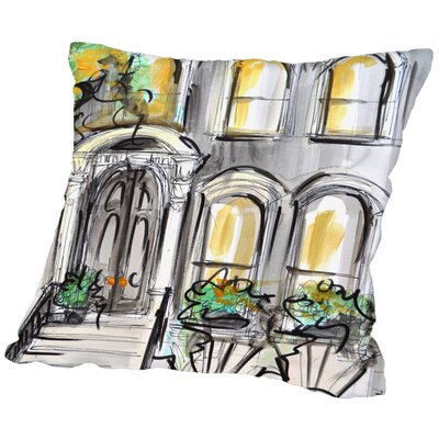 Pocatello Curb Appeal Throw Pillow Size: 18 H x 18 W x 2 D