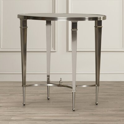 Robison Oval End Table