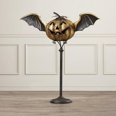 Horne Jack O Lantern Stand Halloween Decoration