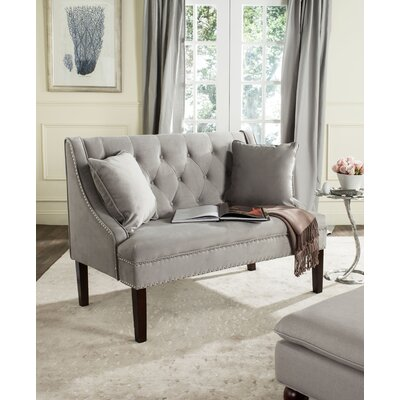 Zoey Upholstered Bedroom Bench
