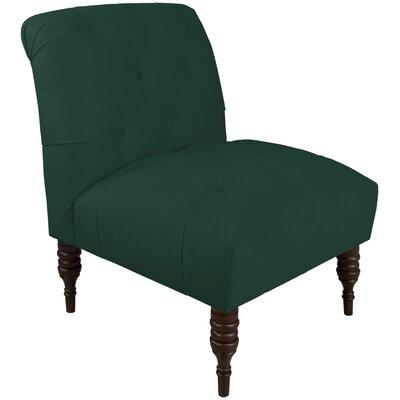 Amandsberg Tufted Slipper Chair