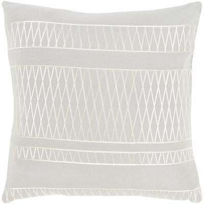 Davis Pillow Cover Size: 22 H x 22 W x 1 D