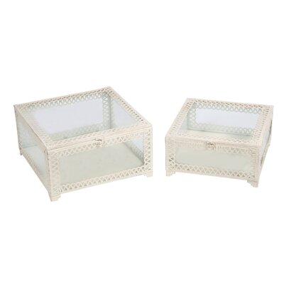 2 Piece Square Box Set