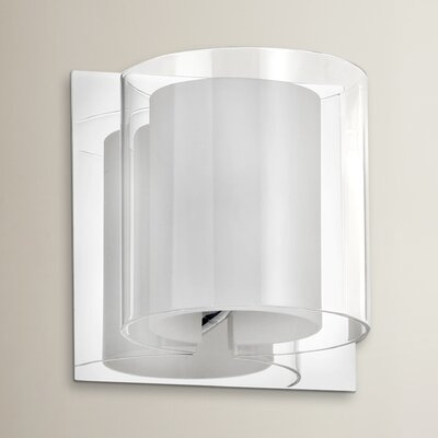 Alabaster 1-Light Wall Sconce II