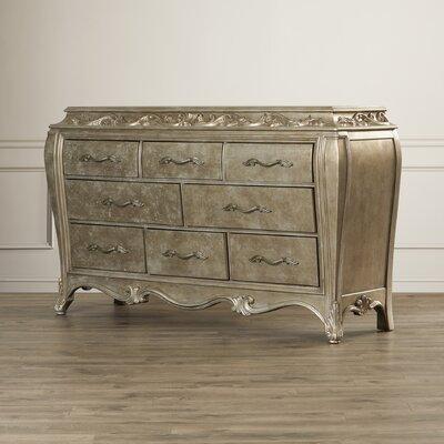 Holmes 8 Drawer Dresser