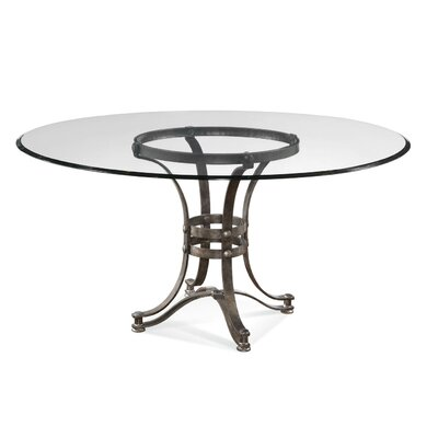 Lamb Dining Table Size: 54