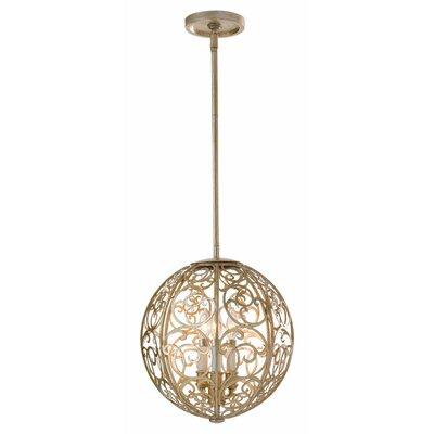 Jacinta 3-Light Globe Pendant