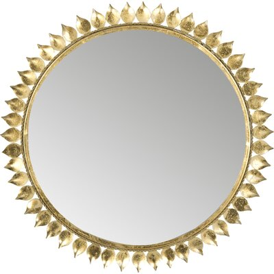 Bakewell Leaf Wall Mirror