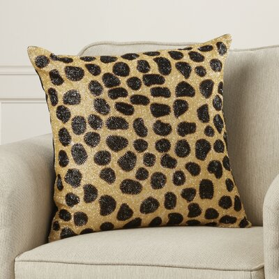 Lilian Cotton Throw Pillow