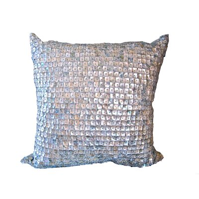 Vincent Throw Pillow Color: Light Blue