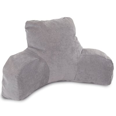 Bramma Reading Bed Rest Pillow Color: Vintage