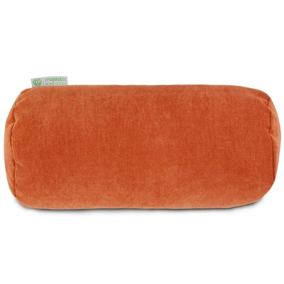 Edwards Bolster Pillow Color: Orange