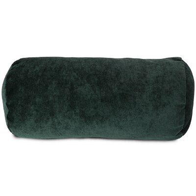 Bramma Polyester/Polyester Blend Bolster Pillow Color: Marine