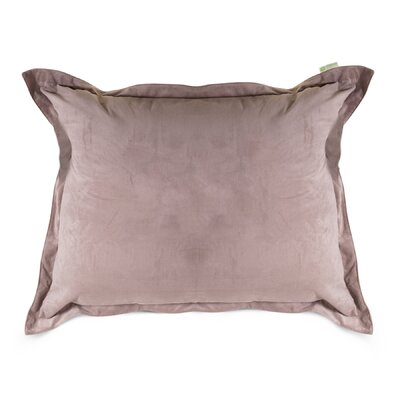Edwards Floor Pillow Color: Steel