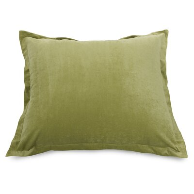 Edwards Floor Pillow Color: Apple - Green