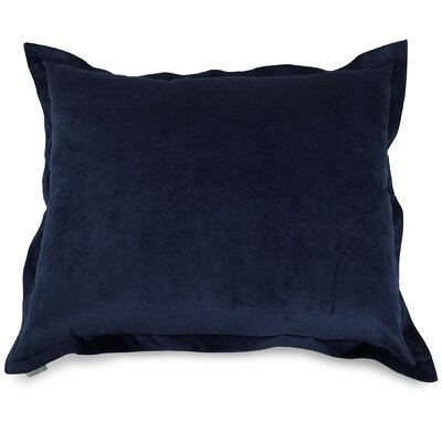 Edwards Floor Pillow Color: Navy