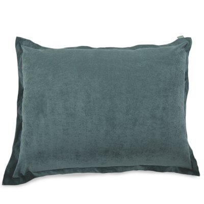 Edwards Floor Pillow Color: Azure